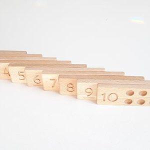 zabawka edukacyjna mobilne liczydło MOBI